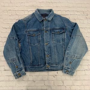 Men's Vintage Calvin Klein Medium Jean Jacket